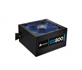 Fuente de alimentación Corsair GS800 - Gaming Series - 800W - 80+