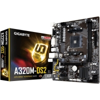 Gigabyte A320M-DS2 Socket AM4 - Placa Base