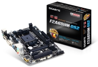 Gigabyte A68HM-DS2 Socket FM2+ - Placa Base