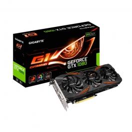 Gigabyte GeForce<span class='trademark-name'>&reg;</span> GTX 1080 G1 Gaming 8GB GDDR5X - Tarjeta Gráfica