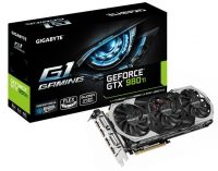 Gigabyte GeForce GTX 980 Ti G1 GAMING 6GB DDR5 - Tarjeta Gráfica