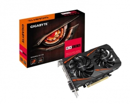 Gigabyte Radeon RX 550 Gaming OC 2GB GDDR5 - Tarjeta Gráfica