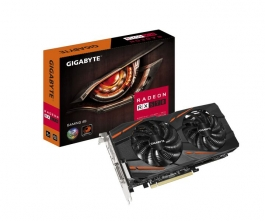 Gigabyte Radeon RX 570 Gaming 4GB GDDR5 - Tarjeta Gráfica