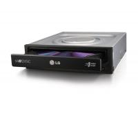 Grabadora DVD LG GH24NSC0 DVD 24x - Negra