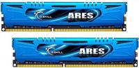 G.Skill Ares 16GB (2x8GB) 2133MHz PC3-17000  CL10 - Memoria DDR3