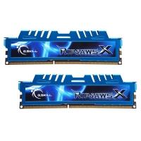 G.Skill Ripjaws DDR3 16GB (2 x 8 GB 1600MHz) CL9 Azul - Memoria RAM