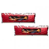 G.Skill Ripjaws DDR4 16GB (2 x 8 GB 2133MHz) CL15 Roja - Memoria RAM