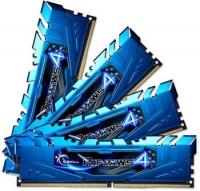 G.Skill Ripjaws DDR4 16GB (4 x 4 GB 3000MHz) CL15 Azul - Memoria RAM