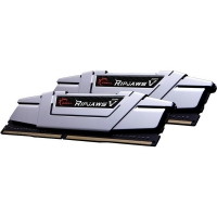 G.Skill Ripjaws V Silver 16GB (2x8GB) 2400Mhz (PC4-19200) CL15 - Memoria DDR4