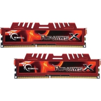 G.Skill Ripjaws X 16GB (2x8GB) 1600 MHz (PC3-12800) CL10 - Memoria DDR3