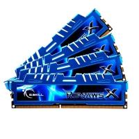 G.Skill Ripjaws X 2400MHz (PC3-19200) 32GB (4x8GB) CL11 - Memoria DDR3