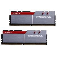 G.Skill Trident Z 32GB (2x16GB) 3000Mhz (PC4-24000) CL14 Gris/Rojo - Memoria DDR4