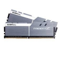 G.Skill Trident Z Grey/White 16GB (2x8GB) 3200 Mhz (PC4-25600) CL14 - Memoria DDR4