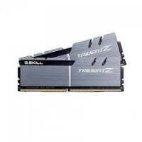 G.Skill Trident Z Grey/Black 16GB (2x8GB) 3200 Mhz (PC4-25600) CL14 - Memoria DDR4
