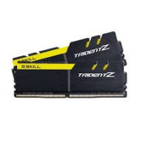 G.Skill Trident Z Yellow 16GB (2x8GB) 3200 Mhz (PC4-25600) CL14 - Memoria DDR4