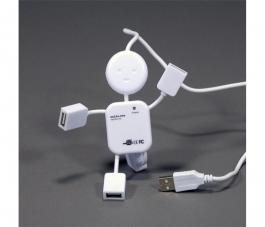 Hub USB 2.0 - 4 Puertos - Humanoide