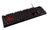 HyperX Alloy FPS Gaming MX Blue LED Rojo - Teclado