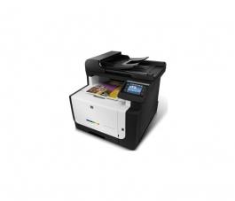 HP Laserjet Pro CM1415FN - Multifunción