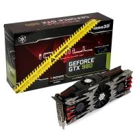 Inno3D GeForce GTX 980 iChill X4 Air Boss DHS 4GB GDDR5 - Tarjeta Gráfica