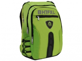 Keep Out BK7FGXL 17'' Gaming Verde - Mochila