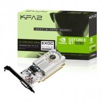 KFA2 GeForce<span class='trademark-category'>&reg;</span> GT 1030 EXOC White 2GB GDDR5 - Tarjeta Gráfica