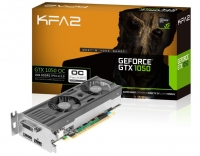 KFA2 GeForce<span class='trademark-category'>&reg;</span> GTX 1050 OC LP 2GB GDDR5 - Tarjeta Gráfica