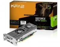 KFA2 GeForce<span class='trademark-category'>&reg;</span> GTX 1050 Ti OC LP 4GB GDDR5 - Tarjeta Gráfica