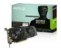KFA2 GeForce GTX 1060 EX OC 6GB GDDR5 - Tarjeta Gráfica