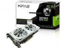 KFA2 GeForce GTX 1060 EX OC White 6GB GDDR5 - Tarjeta Gráfica