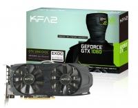 KFA2 GeForce<span class='trademark-category'>&reg;</span> GTX 1060 EXOC 3GB GDDR5 - Tarjeta Gráfica