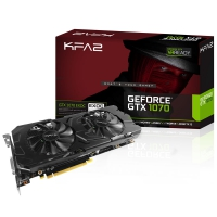 KFA2 GeForce<span class='trademark-category'>&reg;</span> GTX 1070 EXOC 8GB GDDR5 - Tarjeta Gráfica