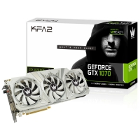 KFA2 GeForce® GTX 1070 HOF Hall of Fame Edition 8GB GDDR5 - Tarjeta Gráfica