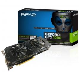 KFA2 GeForce<span class='trademark-name'>&reg;</span> GTX 1080 EXOC 8GB GDDR5X - Tarjeta Gráfica