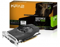 KFA2 GeForce<span class='trademark-category'>&reg;</span> GTX 1050 OC 2GB GDDR5 - Tarjeta Gráfica