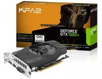 KFA2 GeForce<span class='trademark-category'>&reg;</span> GTX 1050 Ti OC 4GB GDDR5 - Tarjeta Gráfica