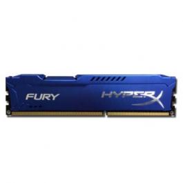Kingston HyperX Fury Blue 4GB 1866 MHz (PC3-14900) CL10 - Memoria DDR3