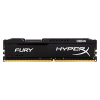 Kingston HyperX Fury Black 8GB 2133Mhz PC4-17000 CL14 - Memoria DDR4