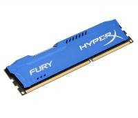 Kingston HyperX Fury DDR3 8GB (1x 8GB 1600MHz) CL10 - Memoria RAM
