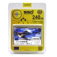 Kloner SSD 240GB SATA 6 Lec.520Mb/s Esc.520Mb/s - Disco Duro SSD