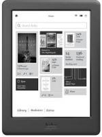 Kobo GLO HD Negro - eBook