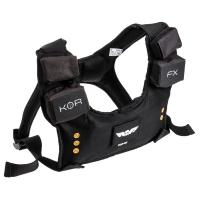 KOR-FX Force-Feedback Weste Negro - Chaleco VR