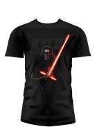 Kylo Ren CrossSaber Star Wars Episodio VII Talla XXL - Camiseta