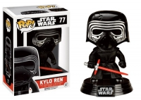 Kylo Ren Edición Limitada POP 77 Star Wars Episodio VII - Figura