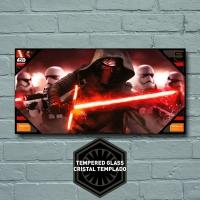 Kylo y Stormtroopers Star Wars Episodio VII - Póster
