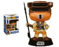 Leia Boushh Funko 50 POP Star Wars - Figura