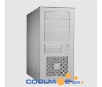 Lian Li PC-60A Plus II Plata - Caja/Torre
