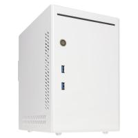 Lian Li PC-Q20W USB 3.0 Blanco - Caja/Torre