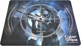 LIQUIDACIÓN Alfombrilla - Cyber Snipa Mouse Matt - Snipa Ref:(3839)