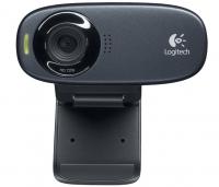 Logitech C310 HD 720p Negro - Webcam