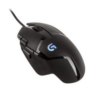 Logitech G402 Hyperion Fury 4000 Dpi Negro/Azul - Ratón Gaming